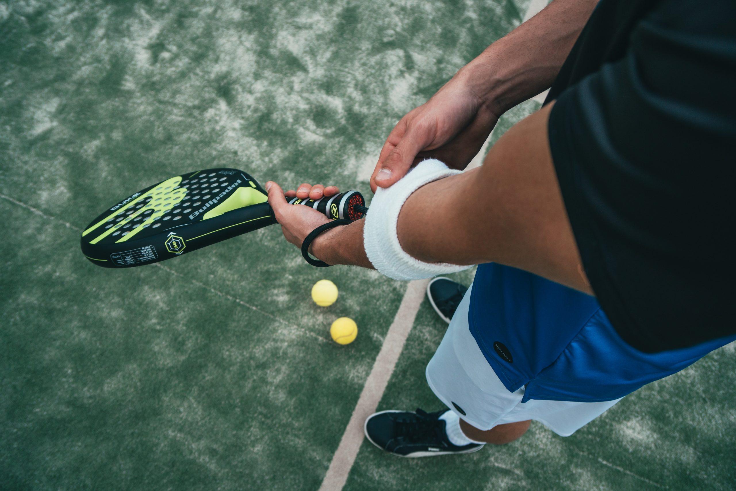 Tennis Club Equipment Essex