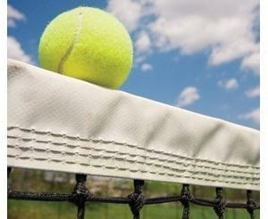 6.1m Mini Tennis Net