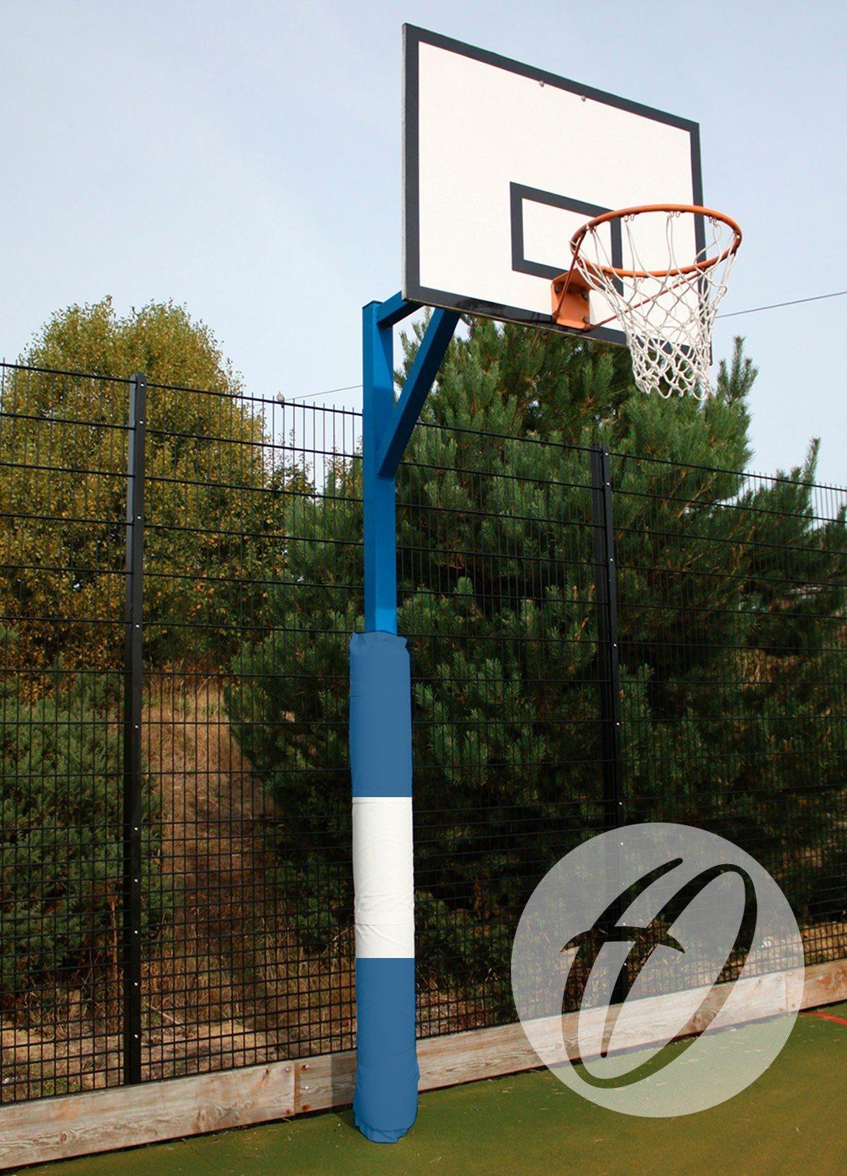 BASKETBALL POST PROTECTORS - MULTI COLOURED