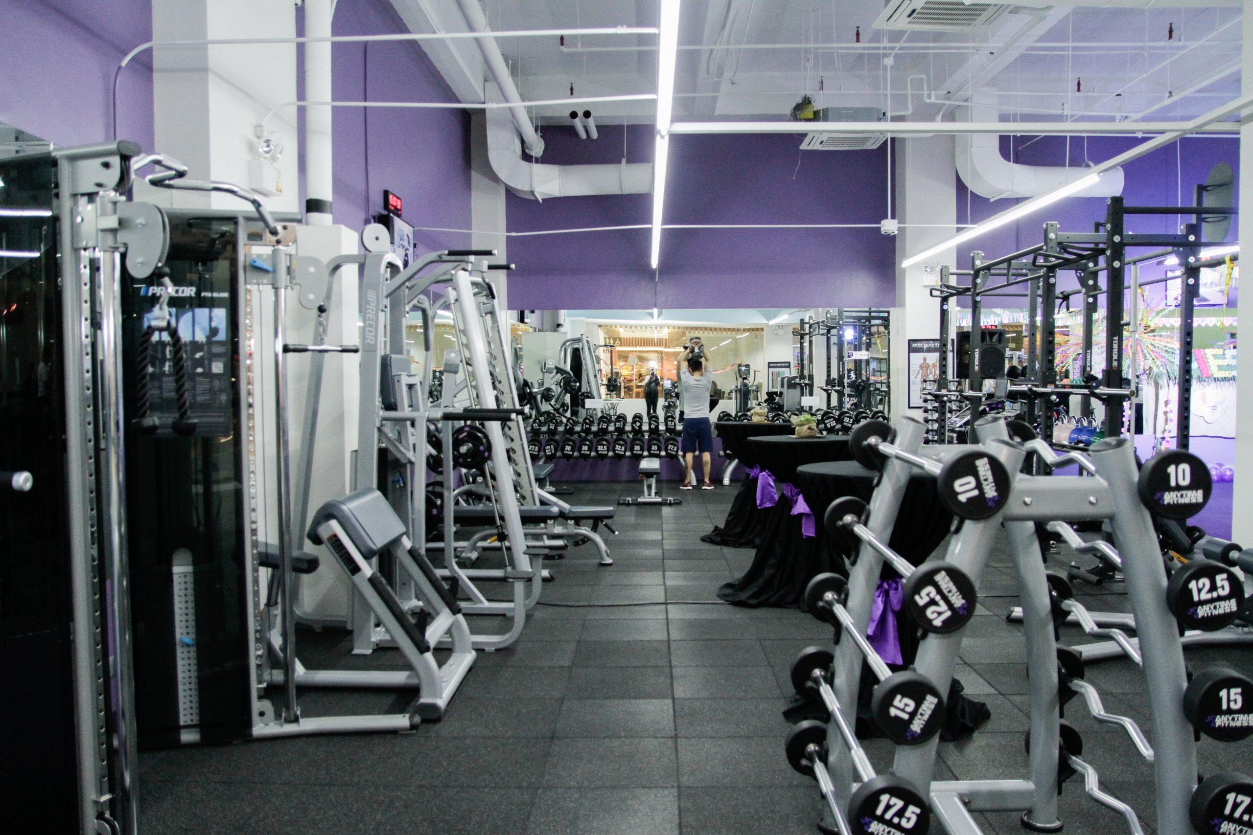 College Gym Equipment Suppliers Essex