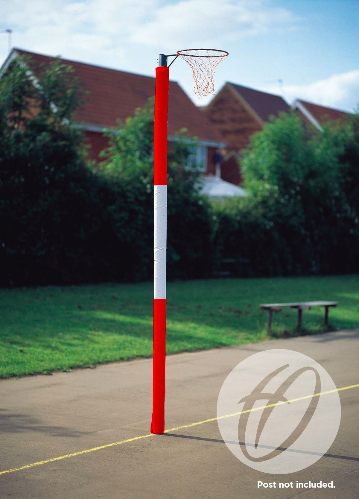 STANDARD NETBALL PROTECTORS - TWO COLOUR