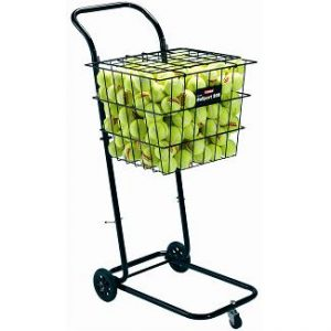 Tourna Ballport 200 Deluxe Dolly Cart