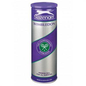 Slazenger Wimbledon UltraVis Tennis Balls